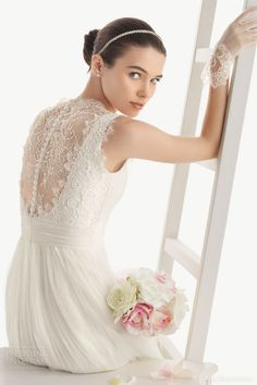 Aire Barcelona 2014 Bridal Collection (gloves!)