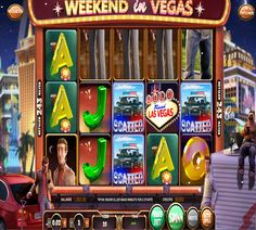 Weekend in Vegas - Spilleautomater Omtale