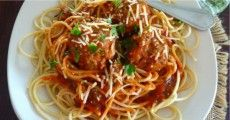 This Meatball Dish Is So Smooth, It's Like Music To My Ears And My Belly! – Frank Sinatra Approved!