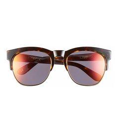 1191d227b73 Wildfox  Club Fox Deluxe  54mm Sunglasses