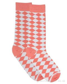 Sexy Socks Quirky Coral Socks Pink - Men s Ankle Socks - 13527189.jpg (479×600)