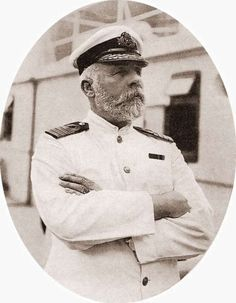 Titanic's Capt. Edward John Smith