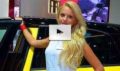 Video: Messe-Girls der IAA 2013 – Schönheiten im Fokus #carsandgirls #iaa2013 #video
