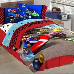 1000 Images About Mario Bedroom Ideas On Pinterest