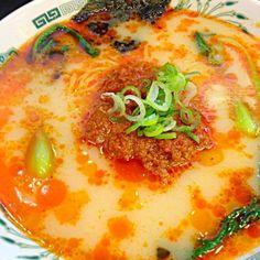 お酢を入れて食べるのが好きです - 48件のもぐもぐ - 担々麺 by miebo
