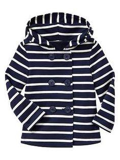 Reesie needs this!! Double-breasted ponte jacket | Gap