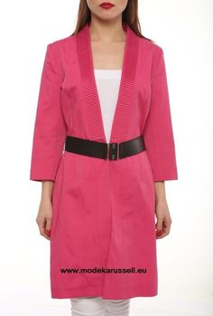 Trench Coat Helga Pink