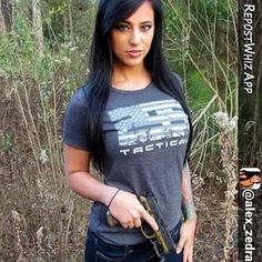 Understand the Glock trigger better and notice how much you progress using your Glock pistol! Understanding the Glock Trigger Glock Girls Rules, N Girls, Girls In Love, Pistol Annies, Hunting Girls, Military Women, Material Girls, Photography Women, Alex Zedra