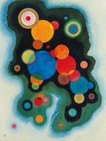 Wassily Kandinsky. Deepened Impulse, 1928