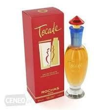 Tocade Perfume by Rochas Perfume And Cologne, Perfume Bottles, Hot Sauce Bottles, Vodka Bottle, Bottle Design, Smell Good, Geraniums, Vintage Beauty, Bergamot