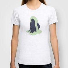 Space Girl 1 T-shirt