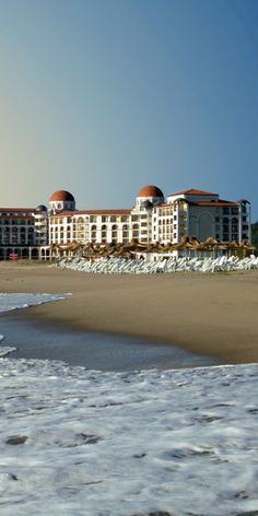 Riu Helios Bay - Hotel in Bulgaria - sunrise - Obzor, Bulgaria. All Inclusive By RIU Hotels