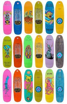Welcome Skateboards Face Of A Lover Skateboard Sticker skate snow surf board sk8