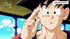 Goku Vs. Black Goku   Best EDM Music Track Dragon Ball