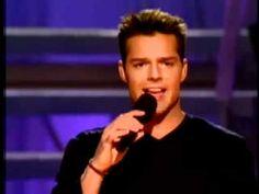 Ricky Martin - She's all I ever had - Live (+playlist)