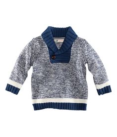 little old man sweater for a baby boy