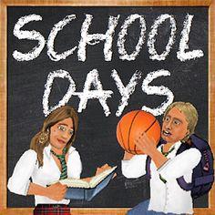 School Days APK MOD v1.188