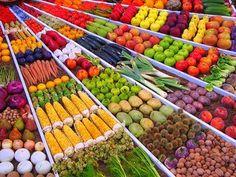 colored food - Pesquisa Google