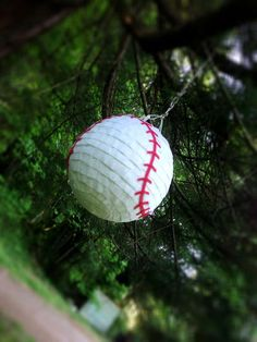 Hey, I found this really awesome Etsy listing at https://www.etsy.com/listing/159832551/baseball-pinata