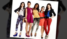 LYLAS my beautiful cousin ms.Dinah Jane Hansen Good luck to them on X-factor knockim dead girls
