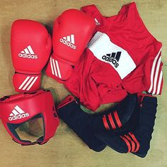 IN THE RED CORNER!!   - Adidas AIBA contest boxing gloves - Adidas AIBA contest headguard - Adidas Base punch ringwear set.  - Adidas AdiPower boxing boots.   http://www.geezersboxing.co.uk/catalogsearch/result/?manufacturer=3&q=adidas  #adidas #ABA #AIBA #boxing #contest #amateur #amateurboxing #geezersboxing #geezers