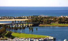 Mission Bay/San Diego, California (check)