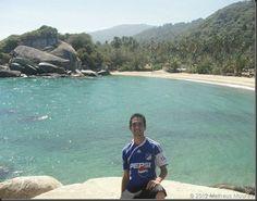 Cabo San Juan, a praia mais badalada do parque, e que possui um mirante japonês no meio de uma rocha que separa a praia em duas. Nessa praia encontramos estrangeiros de diversas partes do mundo, em sua maioria alemães e argentinos.