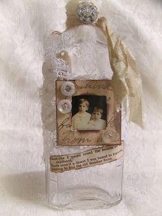 Altered Bottle Vintage