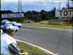 The Rodriguez brothers at the 1961 Le Mans 24H