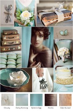 Early Morning Coffee Inspiration Board