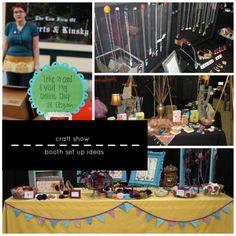 craft show booth set up ideas