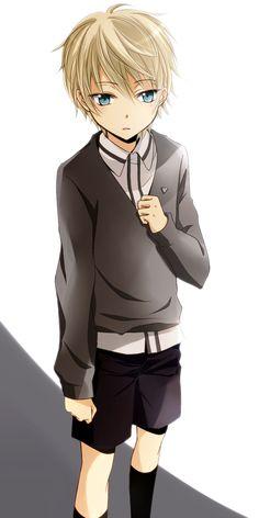 anime boy cute