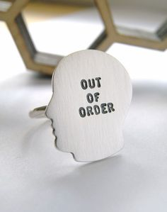 Ha ha, some days I need this ring!