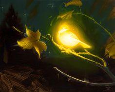 Bioluminescence - Hope by Rob Rey - robreyfineart.com