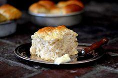Cheddar and Potato Oatmeal Rolls