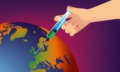 Human trials will begin imminently – but even if they go well and a cure is found, there are many barriers before global immunisation is feasible Miranda Cosgrove, Dove Cameron, Herd Immunity, World Health Organization, First Health, National Institutes Of Health, African Countries, All About Eyes, The Guardian