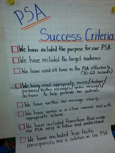 Creating your own PSA Grade Target Audience, Grade 3, All About Time, Success, Messages, Education, Educational Illustrations, Learning, Target