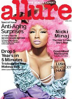 Nicki Minaj cover of Allure!