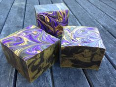 I like chunky cubes of soap. Cocobanana Handmade Cold Process Coconut Milk by ShiehDesignStudio