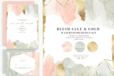 Blush Sage Gold Vein Watercolortextures | textures patterns | textures drawing | textures for edits | textures photography #texture #textures #drawing #illustration #vector #font #background Watercolor Border, Gold Watercolor, Watercolor Texture, Watercolor Design, Watercolor Cards, Watercolor Background, Watercolor Wedding Invitations, Party Invitations, Gold Foil Background