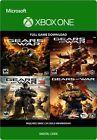 Gears of War 1  2  3  Judgement Digital Xbox 360/Xbox One