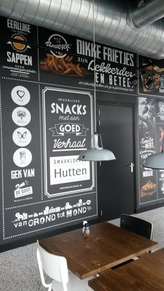 (H)eerlijke gerechten en snacks met een goed verhaal!