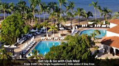 Get Up & Go with Club Med - https://traveloni.com/vacation-deals/get-go-club-med/ #mexicovacation #caribbeanvacation #floridavacation #allinclusive