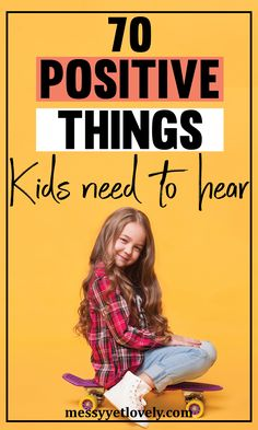 Hearing positive and encouraging words on a consistent basis is essential for kids to grow up being loved. Here is a list of encouraging words to say to kids. Positive Parenting Solutions, Mindful Parenting, Kids And Parenting, Parenting Hacks, Single Parenting, Negative Words, Positive Words, Positive Things, Words Of Encouragement For Kids