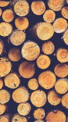 Wood logs wallpaper #phone #background #wallpaper #logs #wood
