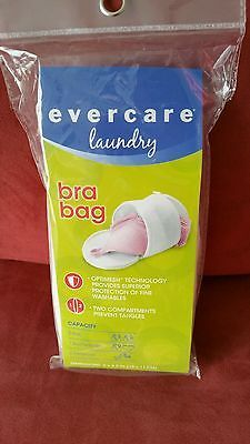 LAUNDRY BRA BAG WITH OPTIMESH TECHNOLOGY  TWO COMPARTMENTS