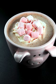 Boozy Peppermint Slow Cooker Hot Chocolate  http://www.culinaryconcoctionsbypeabody.com/2012/12/23/boozy-peppermint-slow-cooker-hot-chocolate/