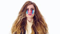 "But she helps grown-up Ryn tap into her rainbow rage. | Ryn Weaver's ""OctaHate"" Gets The Crazy Cool Video It Deserves"