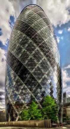The Gherkin - London, England