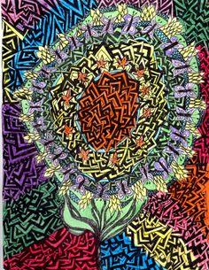 Flower: By Elizabeth Van Allen
